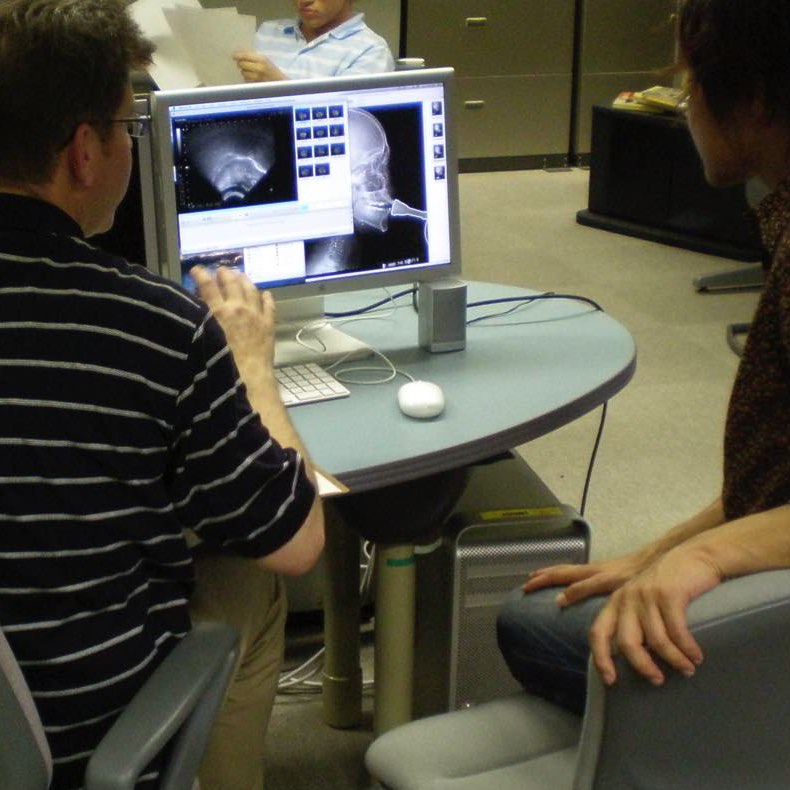 Ultrasound tongue imaging of a trumpet player's tonguing